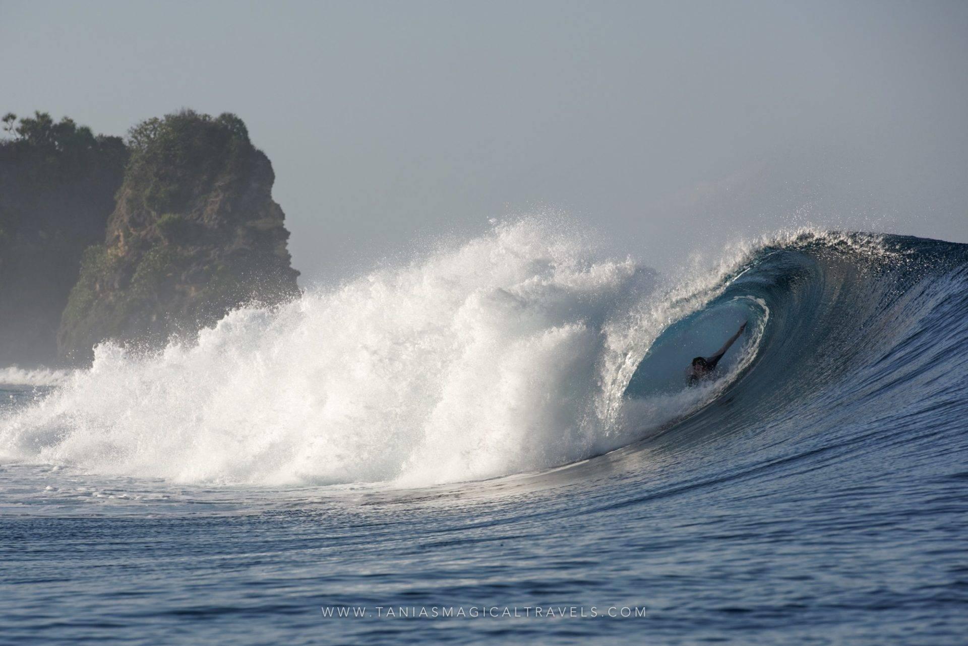 Nihiwatu Surf Photography