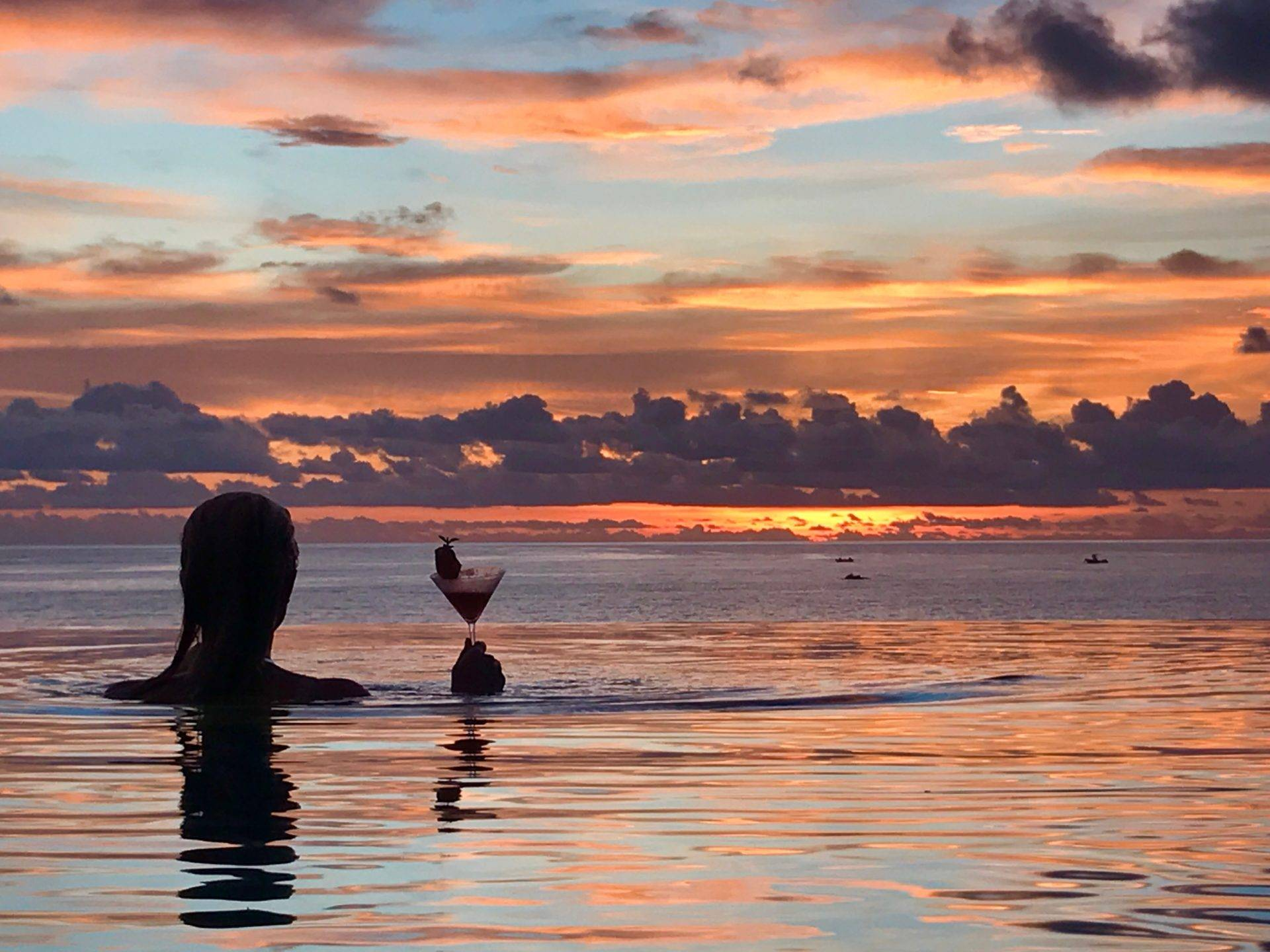 Sunset Nihiwatu