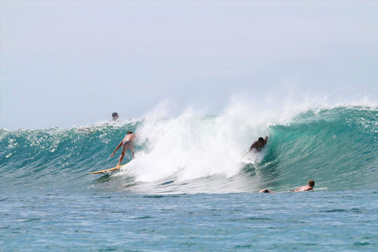 surfing aceh